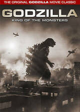 Godzilla King of the Monsters DVD, Raymond Burr, Ishiro Honda