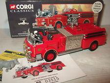 Corgi 51501 American La France Open Cab Autobomba de Westminster Fd, Escala 1:50.