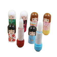 Cute Cartoon Doll Waterproof Liquid Lipstick Lip Gloss Lip Pencil Pen Makeup WB