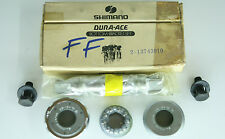 Vintage NOS - NIB - NEW Shimano Dura Ace / GB-100 108mm FRENCH bottom bracket
