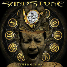 SANDSTONE - Purging The Past CD 2009 Progressive Melodic Metal