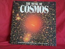 The Music Of Cosmos  - From The TV Series - Vinyl LP (Vangelis, Isao Tomita +)