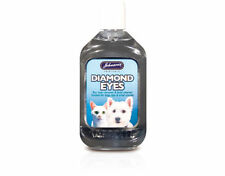 Johnson'S DIAMOND Eye Tear SMACCHIATORE Viso Detergente per gatti & cani 250ml