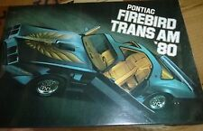 MPC PROMO 1980 PONTIAC FIREBIRD TRANS AM BLACK 1/25 Model Car Mountain FS
