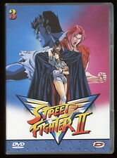 VIDEO...DVD...STREET FIGHTER  II...n° 3...Missions 11 à 15 en dessin animé