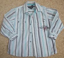 Boy Pumpkin Patch cool shirt top size 6-7 y 125 cm cotton