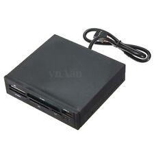 3.5'' Tutti In 1 Interno Scheda Lettore USB 2.0 9 Pin Flash Memory SD MS CF TF