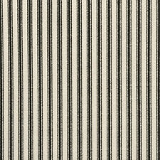 """Ticking Fabric Cotton Fabric Black &White Striped Curtains Upholstery Fabric 54"""""""