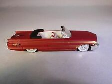 JADA '62 CADILLAC SERIES 62 FLAT PAINT RAT ROD LIMITED EDITION RUBBER TIRES