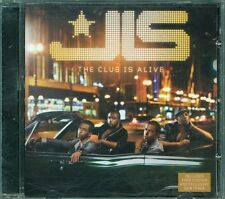 Jls – The Club Is Alive With Poster 2 Tracks Cd Eccellente