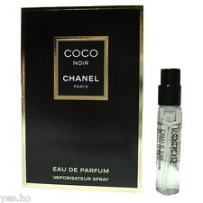 Chanel Coco Noir Eau De Perfume - 2ml Sample Vial Fragrance