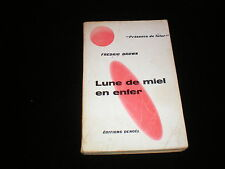 PDF 75 Fredric Brown : Lune de miel en enfer Edition mai 1964 TBE