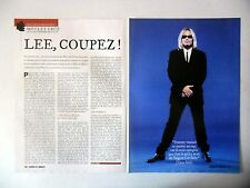 COUPURE DE PRESSE-CLIPPING :  MOTLEY CRÜE [2pages]  2000 Vince Neil,New Tattoo