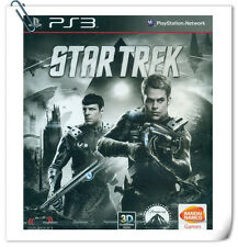 PS3 SONY PlayStation Star Trek The Video Game Strategy Paradox Interacti