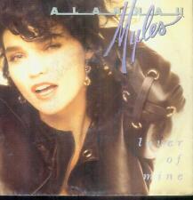"""7"""" Alannah Myles/Lover of mine (D)"""