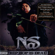 "Nas ‎– Hip Hop Is Dead Album 2LP (12"" Vinyl)"