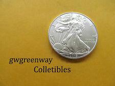 2015 1 OZ .999 Fine Silver American Eagle BU Silver Dollar