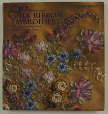 HB Book Sheena Cable SILK RIBBON EMBROIDERY Beautiful Projects Design Ideas