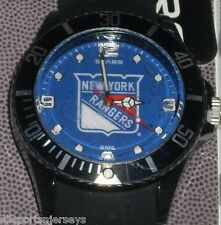 NEW IN BOX NHL TEAM SPIRIT SPORTS WATCH - NEW YORK RANGERS