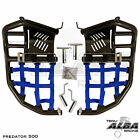 Polaris Predator 500 Nerf Bars Pro Peg Alba Pro Elite Black/Blue 208-T7-BL