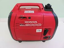 Honda EU2000i 2000 Watt 3.5 HP Gas Powered Portable Generator Inverter