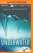 Underwater by Julia McDermott (2014, MP3 CD, Unabridged)