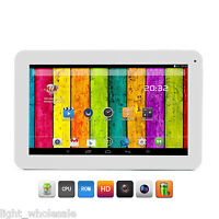 """10.1"""" Android 4.4 Tablet PC 8GB Dual Camera 10 Inch 1GB RAM WIFI MID"""