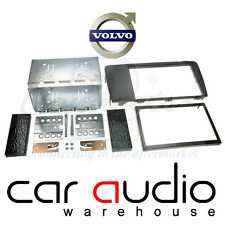 Connects2 CT23VL01A Volvo S60 04  Car Stereo Double Din Facia Fascia Plates Kit