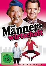 4 DVDs * MÄNNERWIRTSCHAFT - STAFFEL / SEASON 4 ~ MB  # NEU OVP =
