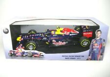 Red Bull Racing Renault RB8 No. 2 M. Webber Formel 1 2012