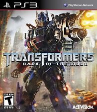 Transformers: Dark of the Moon - Playstation 3 Game