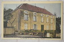 "CPA "" LA GUICHE - Villa Mme Chapuis"