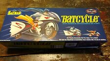 Polar Lights Batcycle Bat Cycle Bat Man & Robin Plastic Model Kit Hobby