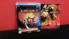 HERO (Jet Li) Collectors Bluray Steelbook with Lenticular Magnet Magnetic Cover