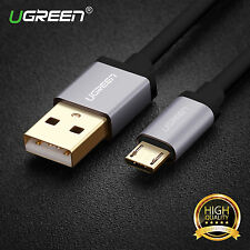 Ugreen Micro USB Data Sync Fast Charging Cable For Android Samsung HTC LG 3FT