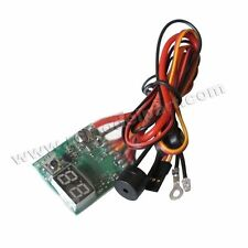 EZC-RC ADGV2 on-board Glow Plug Driver System for RC Nitro Car Airplane