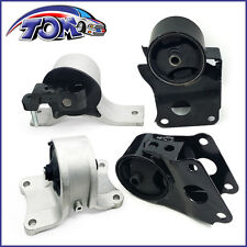BRAND NEW SET OF ENGINE MOTOR AND TRANSMISSION MOUNTS FOR 02-06 ALTIMA 2.5L