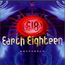 EARTH EIGHTEEN - BUTTERFLY - CD NEW