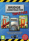 Bridge Constructor Collection (PC-DVD) BRAND NEW SEALED 3 IN 1 PACK