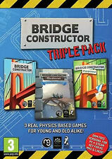 Puente Constructor Collection (Pc-dvd) Nuevo Sellado 3 En 1 Pack