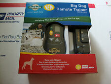 PetSafe Remote Big Large Dog Pet Training Shock Collar Stop Bark Control Trainer