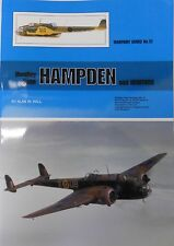 Warpaint Series No.57 - Handley Page Hampden & Hereford       32 Pages     Book
