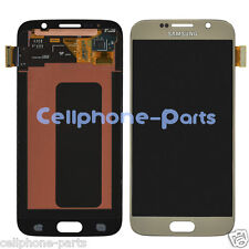 Samsung Galaxy S6 G920 G920F G920I G920X LCD Screen + Digitizer Touch Gold
