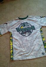 Elite-Softball S/S-Digi- Camo-Jersey MED.(fits big)boombah,Autism & Mario-NEW