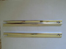 66-70 B-body GTX Charger Road Runner Door Sill Extensions-NEW