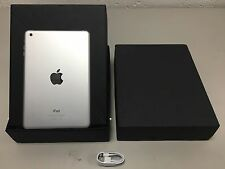 Apple iPad Mini 32GB, Wi-Fi, 7.9in - Blanco-Grado A-Excelente Estado
