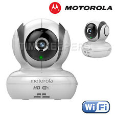 Motorola BLINK83 HD Wi-Fi Remote Audio Video Baby Monitor Home Security Camera