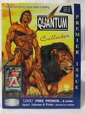 QUANTUM COLLECTOR PREMIER ISSUE DECEMBER 1995