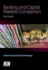 Banking and Capital Markets Companion (Montagu & Weston Legal Companions), Geral