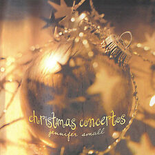 Christmas Concertos - Jennifer Small (CD 2002) - SALES GO TO CHARITY!